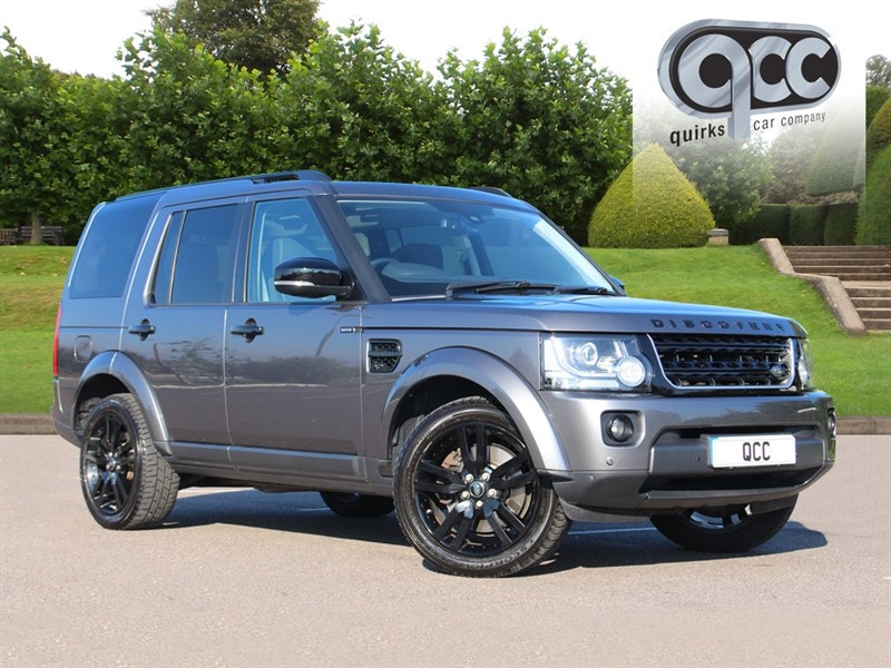 used Land Rover Discovery SDV6 HSE LUXURY in essex-for-sale