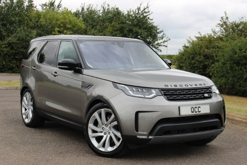 used Land Rover Discovery TD6 FIRST EDITION BLACK PACK in essex-for-sale