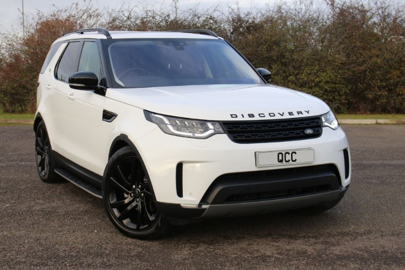 used Land Rover Discovery TD6 HSE in essex-for-sale