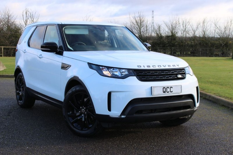 used Land Rover Discovery SD4 S BLACK PACK in essex-for-sale