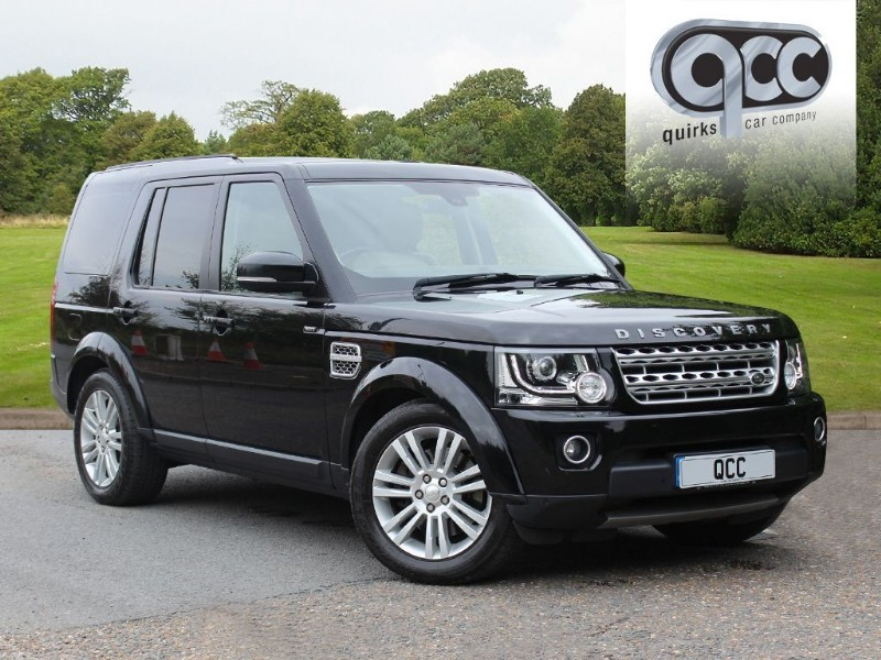used Land Rover Discovery SDV6 HSE in essex-for-sale