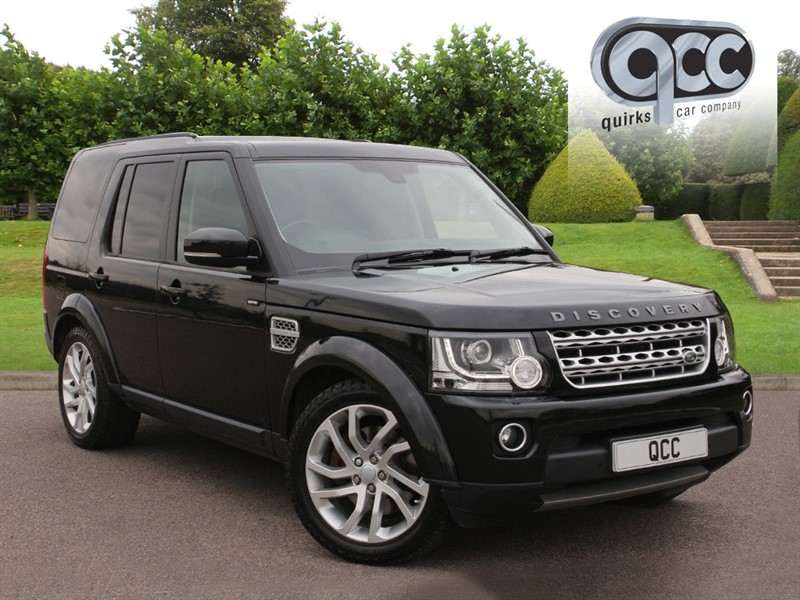 used Land Rover Discovery 3.0 SDV6 HSE in essex-for-sale