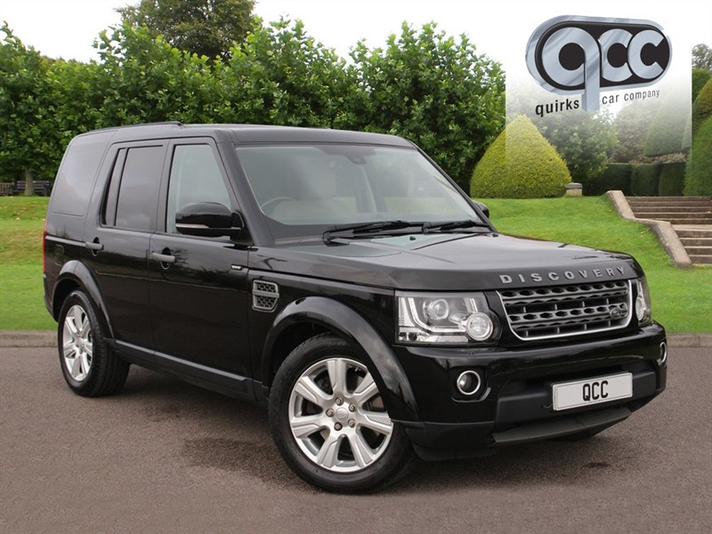 used Land Rover Discovery SDV6 SE TECH in essex-for-sale