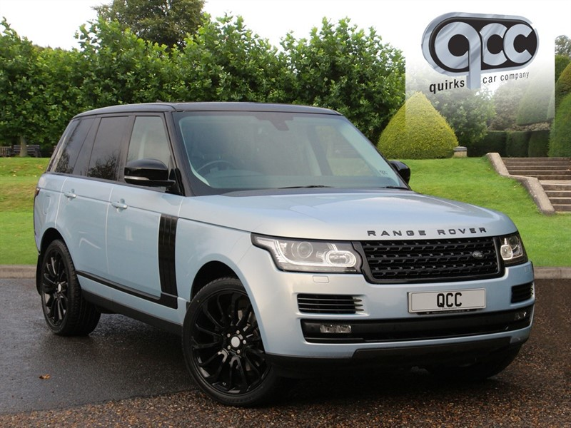 used Land Rover Range Rover 3.0 TD6 VOGUE in essex-for-sale