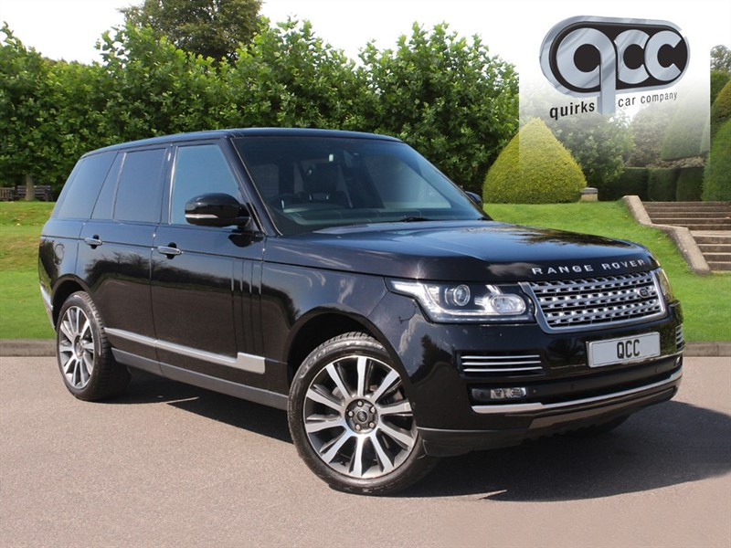 used Land Rover Range Rover TDV6 VOGUE SE in essex-for-sale