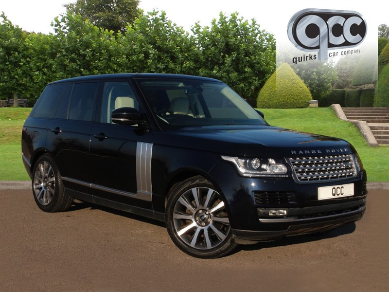used Land Rover Range Rover 3.0 TDV6 VOGUE in essex-for-sale