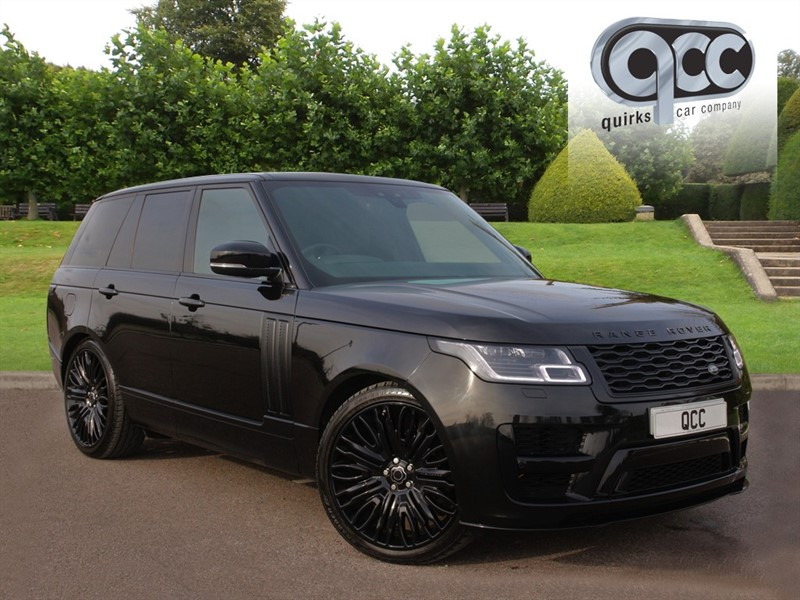 used Land Rover Range Rover TDV6 VOGUE in essex-for-sale
