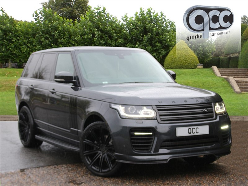 used Land Rover Range Rover 3.0 TDV6 VOGUE URBAN AUTOMOTIVE V2 in essex-for-sale