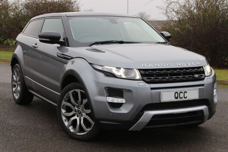 used Land Rover Range Rover Evoque SD4 DYNAMIC in essex-for-sale
