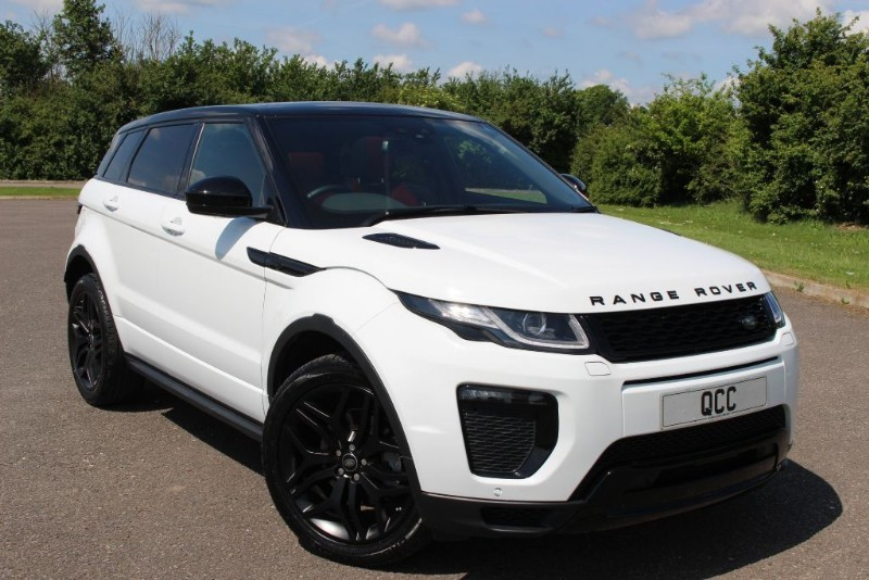 used Land Rover Range Rover Evoque TD4 HSE DYNAMIC in essex-for-sale
