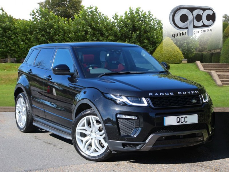 used Land Rover Range Rover Evoque 2.0 TD4 HSE DYNAMIC 5 DOOR AUTO in essex-for-sale