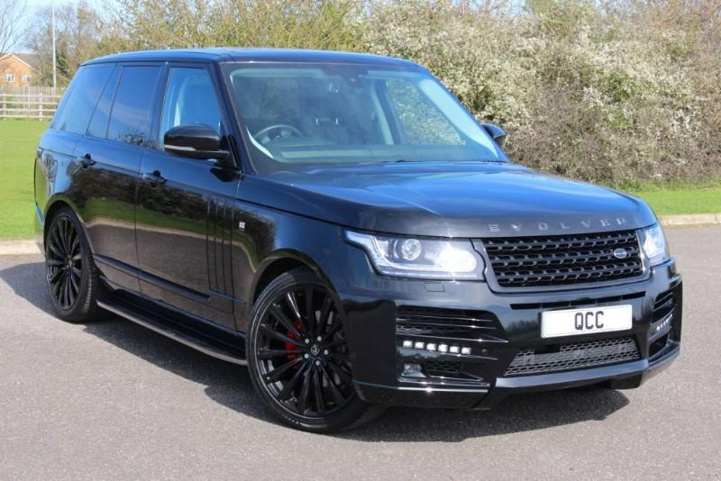 used Land Rover Range Rover 3.0 TDV6 VOGUE SE EVOLVED RR1 CONVERSION in essex-for-sale
