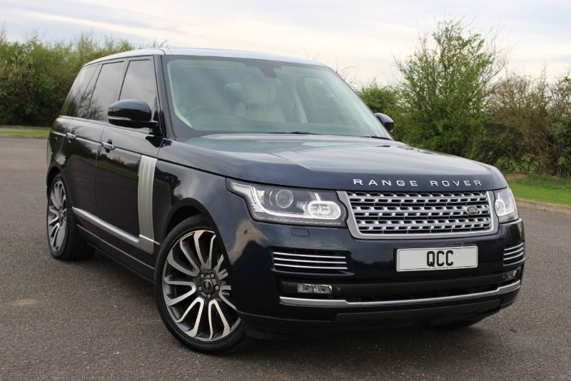 used Land Rover Range Rover 3.0 TDV6 AUTOBIOGRAPHY in essex-for-sale