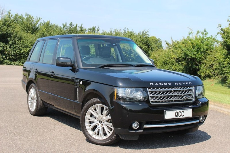 used Land Rover Range Rover 4.4 TDV8 WESTMINSTER in essex-for-sale