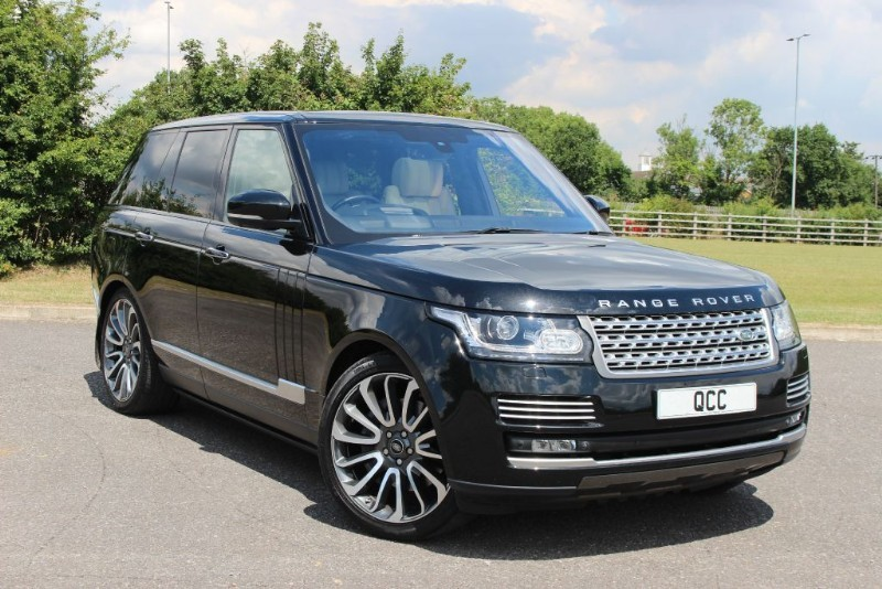used Land Rover Range Rover SDV8 AUTOBIOGRAPHY in essex-for-sale