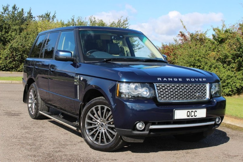 used Land Rover Range Rover TDV8 AUTOBIOGRAPHY in essex-for-sale