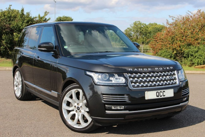 used Land Rover Range Rover SDV8 VOGUE SE in essex-for-sale