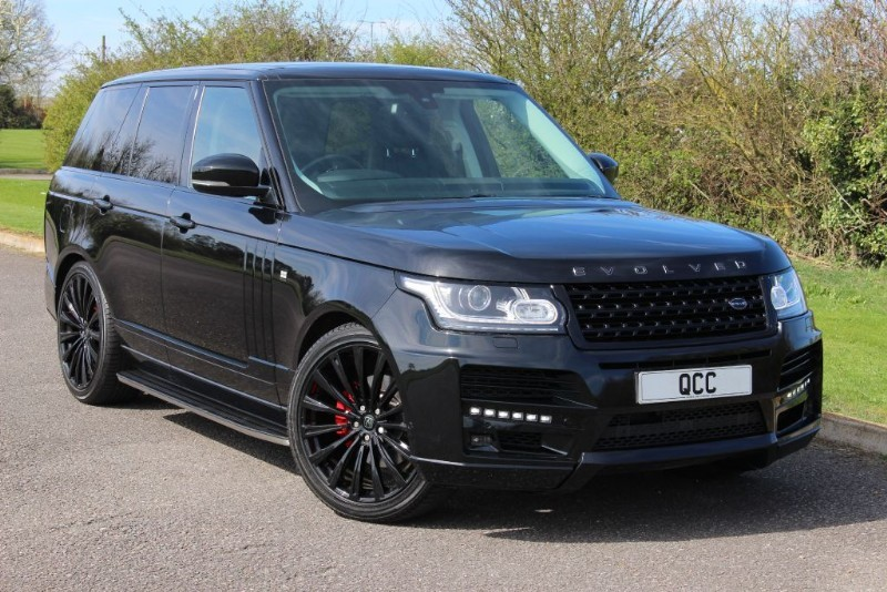 used Land Rover Range Rover TDV6 VOGUE SE EVOLVED RRV 1 CONVERSION  in essex-for-sale