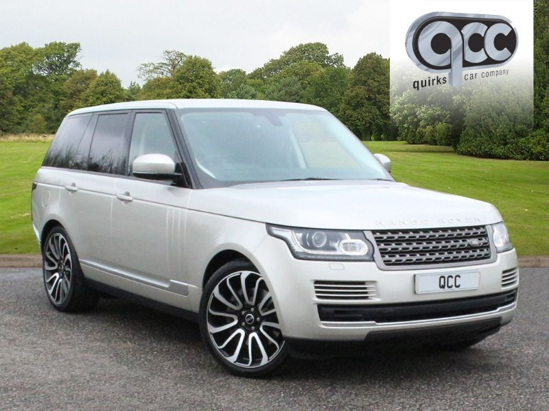 used Land Rover Range Rover TDV6 3.0 VOGUE in essex-for-sale