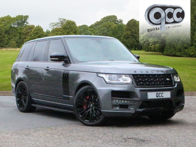 used Land Rover Range Rover SDV8 VOGUE RRV1 EVOLVED CONVERSION in essex-for-sale