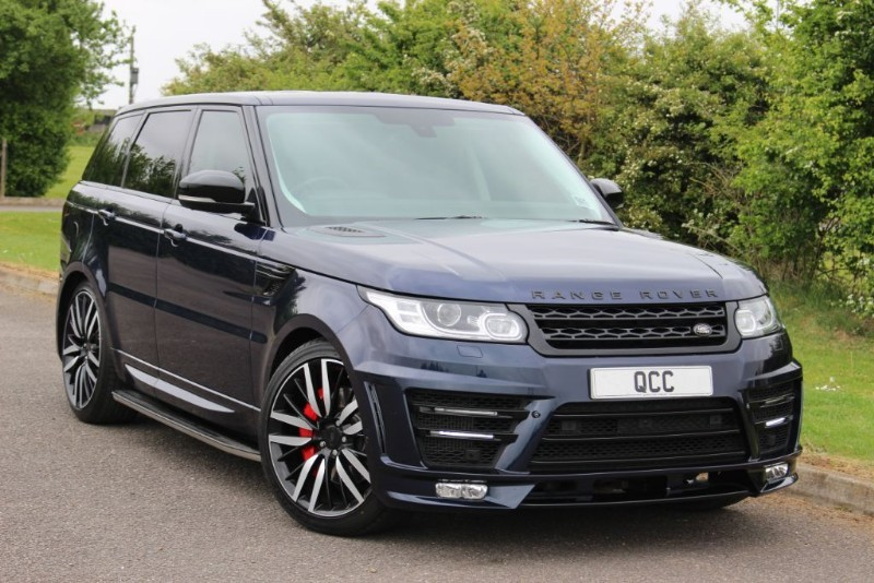 used Land Rover Range Rover Sport SDV6 HSE DYNAMIC EVOLVED RRS 3 CONVERSION in essex-for-sale