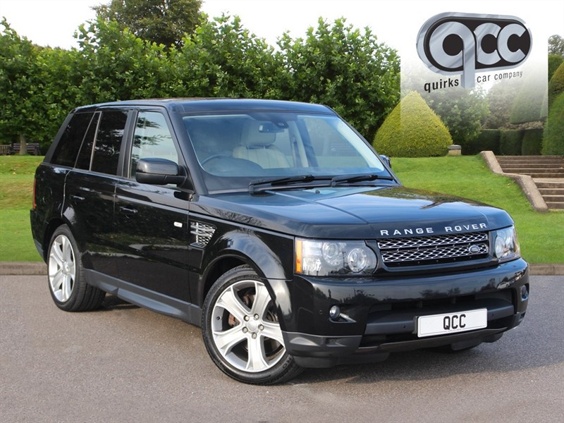 used Land Rover Range Rover Sport SDV6 HSE LUXURY in essex-for-sale