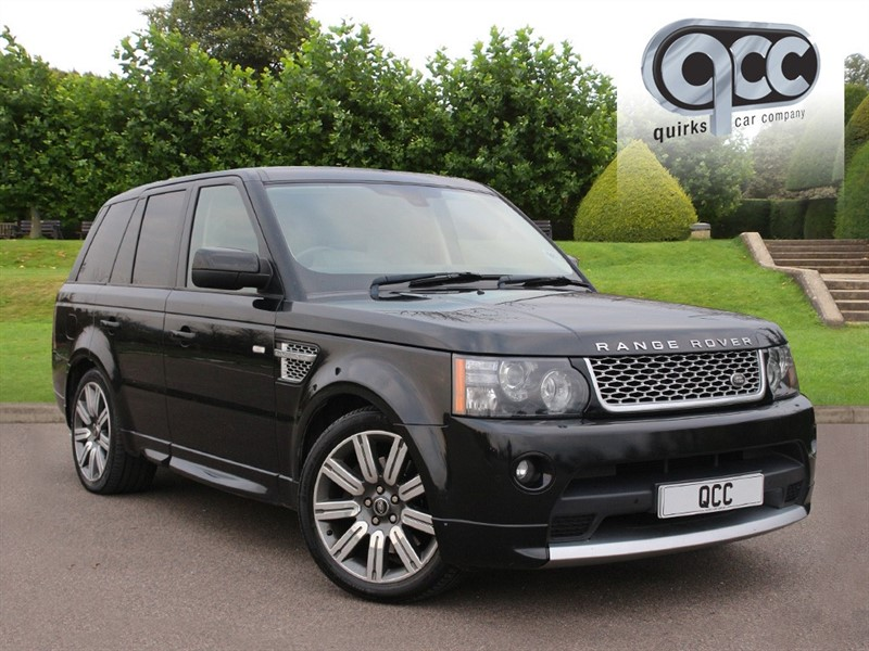 used Land Rover Range Rover Sport SDV6 AUTOBIOGRAPHY SPORT in essex-for-sale