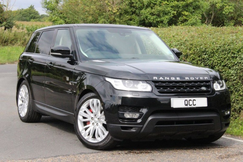 used Land Rover Range Rover Sport HSE DYNAMIC in essex-for-sale
