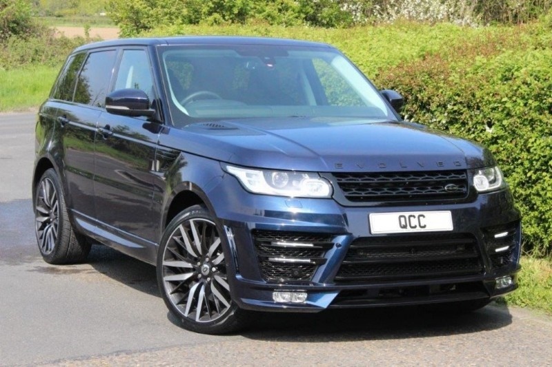 used Land Rover Range Rover Sport SDV6 HSE 5dr EVOLVED RRS3 CONVERSION  in essex-for-sale