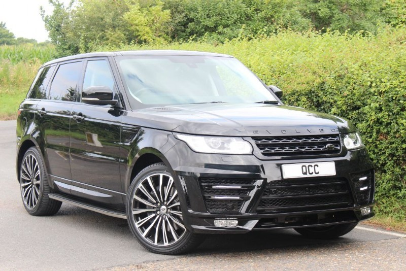 used Land Rover Range Rover Sport SDV6 HSE RRS 3 CONVERSION in essex-for-sale