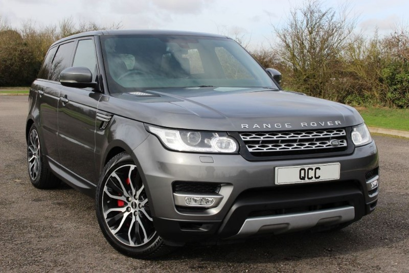 used Land Rover Range Rover Sport SDV6 HSE in essex-for-sale