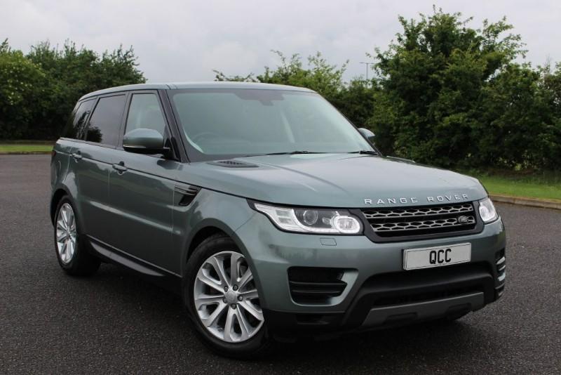 used Land Rover Range Rover Sport 3.0 SE TDV6 in essex-for-sale