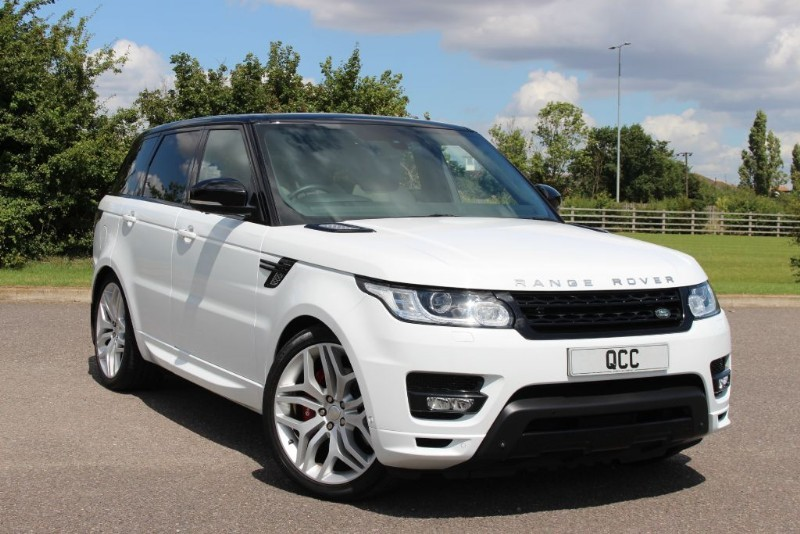 used Land Rover Range Rover Sport 4.4 SDV8 AUTOBIOGRAPHY DYNAMIC in essex-for-sale