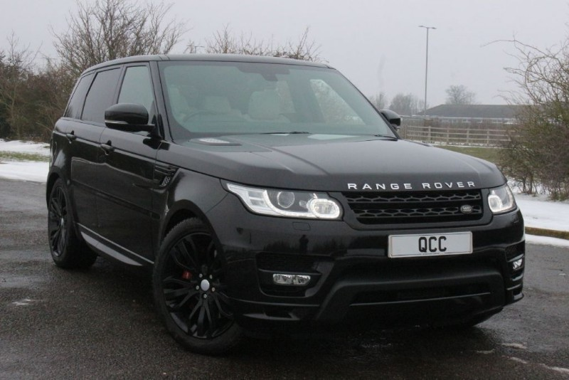 used Land Rover Range Rover Sport SDV6 AUTOBIOGRAPHY DYNAMIC in essex-for-sale