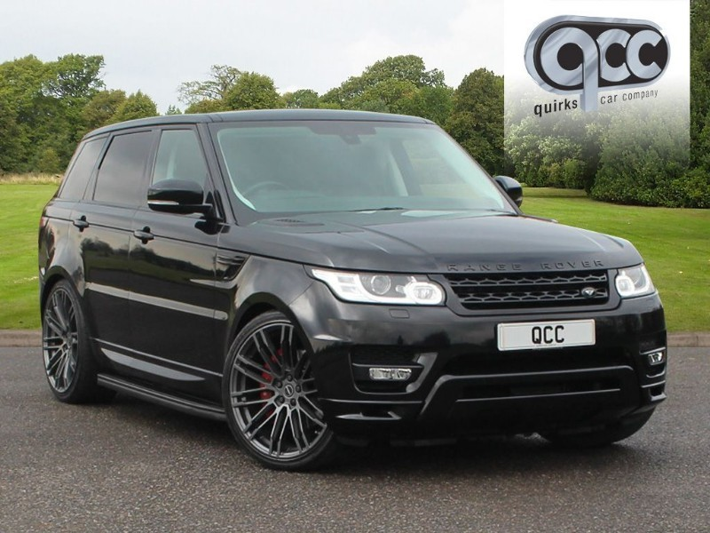 used Land Rover Range Rover Sport SDV6 AUTOBIOGRAPHY DYNAMIC URBAN AUTOMOTIVE SPEC in essex-for-sale