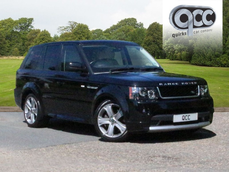 Land Rover Range Sport Sdv6 Hse Black Edition Autobiography Body Kit