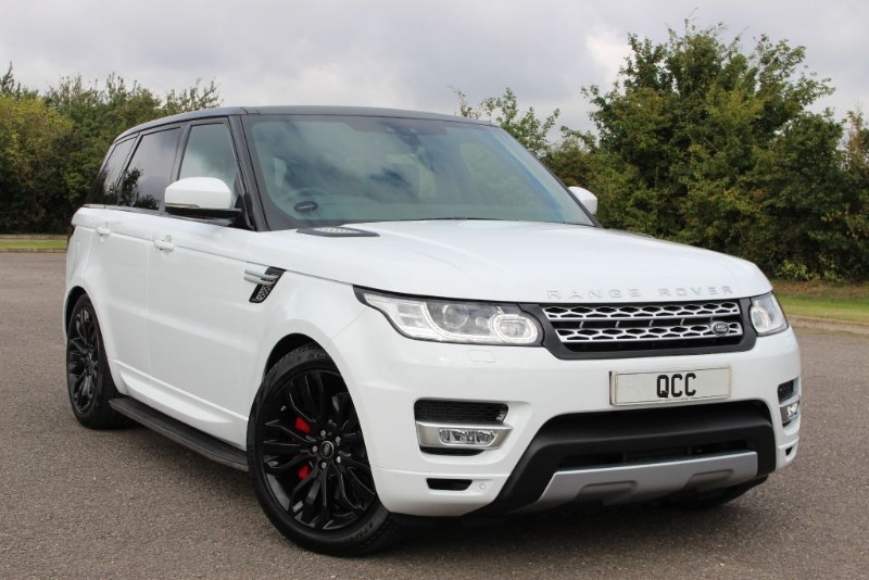 used Land Rover Range Rover Sport SDV6 HSE 3.0 in essex-for-sale