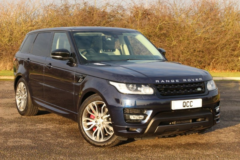 used Land Rover Range Rover Sport AUTOBIOGRAPHY DYNAMIC HEV HYBRID in essex-for-sale