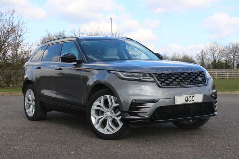 used Land Rover Range Rover Velar R-DYNAMIC S 177 BHP in essex-for-sale