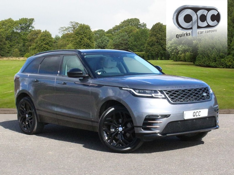 used Land Rover Range Rover Velar R-DYNAMIC S D180 in essex-for-sale
