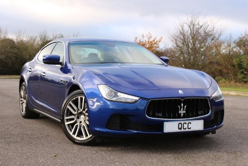 used Maserati Ghibli DV6 in essex-for-sale