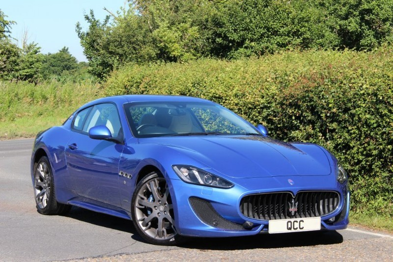 used Maserati Granturismo SPORT MC SHIFT AUTO 2013 MODEL FACELIFT in essex-for-sale