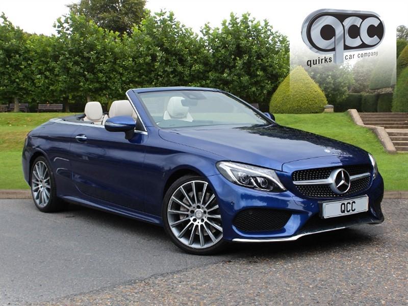 used Mercedes C250 C  D AMG LINE PREMIUM PLUS in essex-for-sale