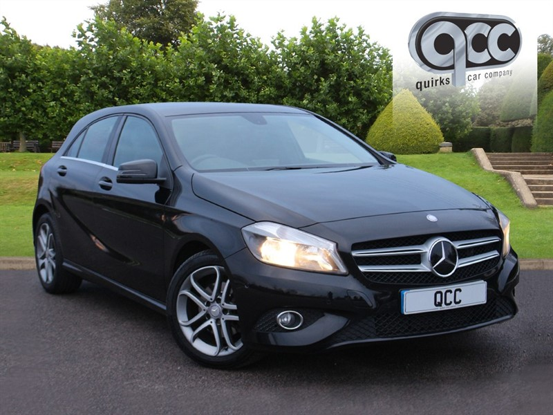 used Mercedes A200 BLUEEFFICIENCY SPORT in essex-for-sale