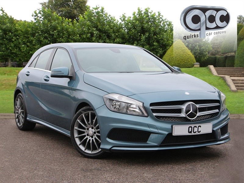used Mercedes A200 1.8 CDI BLUEEFFICIENCY AMG SPORT in essex-for-sale