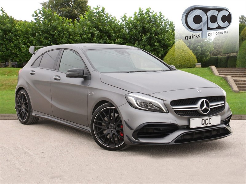 Mercedes A45 for sale