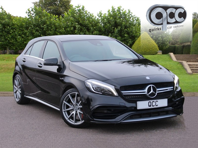 used Mercedes A45 AMG 4MATIC in essex-for-sale