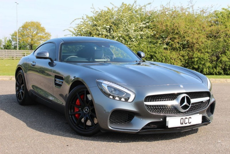 used Mercedes AMG GT GT AMG GT S PREMIUM in essex-for-sale