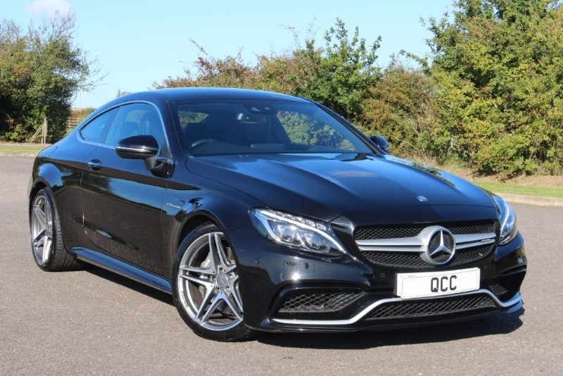 used Mercedes C63 AMG C 63 AMG PREMIUM V8 Bi TURBO in essex-for-sale