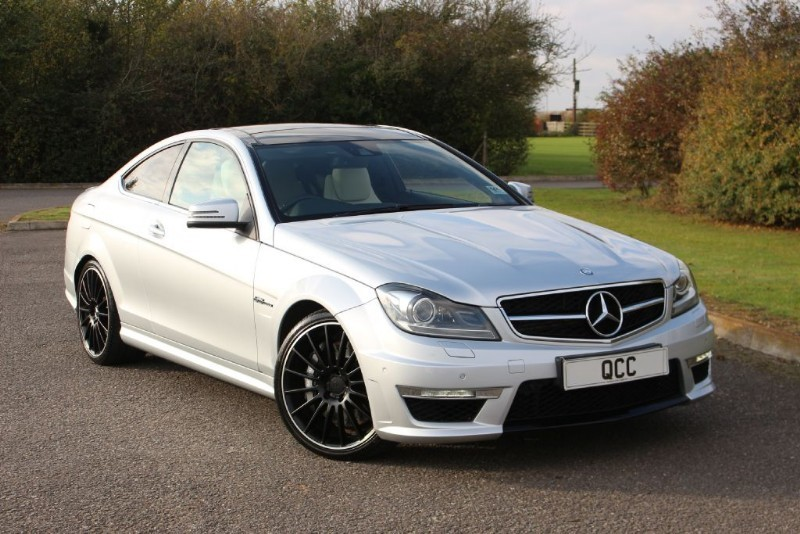 used Mercedes C63 AMG 457 BHP in essex-for-sale